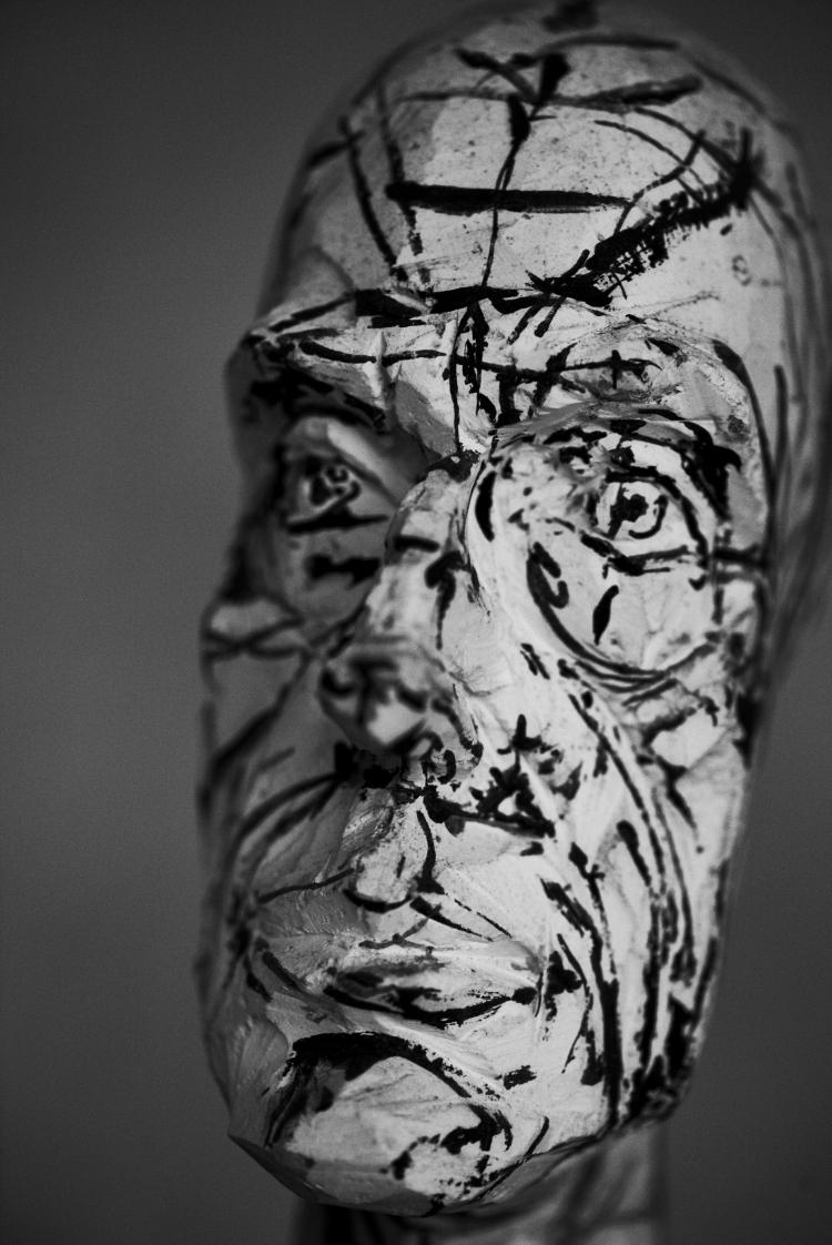 LINDBERG Alberto Giacometti, Buste de Diego (vers 1964-1965), Zurich, 2016, 2016_Gagosian
