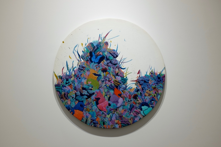 Arthill Gallery Summer Group Show 2017 - 15