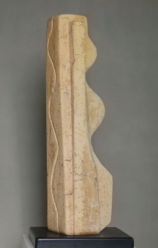 Water of Life, 2007, Lebanese stone