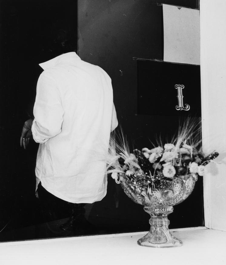 Weegee, Limelight, circa 1956. Image courtesy Ordovas Gallery