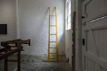 Installation view Lateral Futures, Other - Space (A Kind of Ladder, Grace Adams, 2014/2018). Image courtesy Other-Art Network