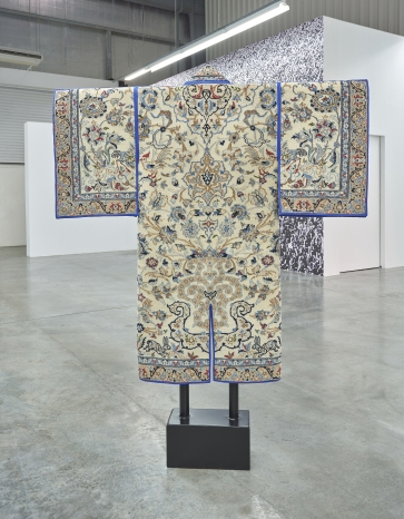 REIGN COAT, Anahita Razmi, 2018. Image courtesy Carbon.12