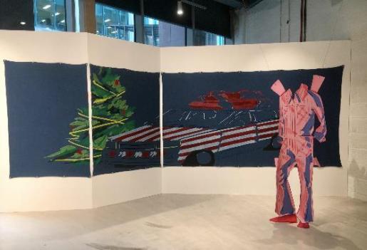 Christmas Expansion Pack, Hannah Tilson, 2018
