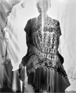 Proof of Presence, Mai Al Moataz, 2015, silver gelatin print, warmtone fibre. Image courtesy of the artist