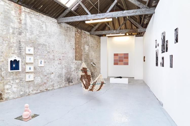 1 Installation view FiBRA, Post_Institute