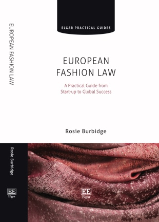 European Fashion Law by Rosie Burbidge