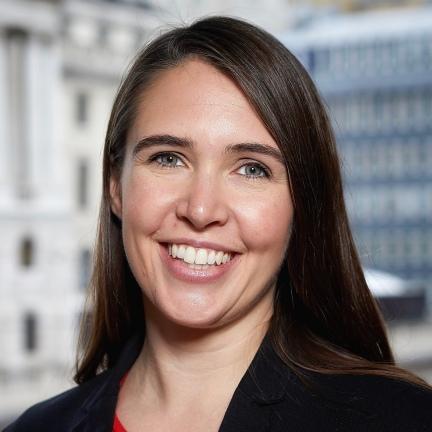 Intellectual Property lawyer Rosie Burbidge