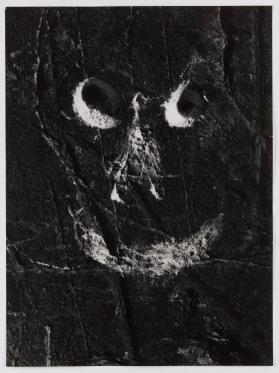 Brassaï, Graffiti (Série VIII, La Magie), c.1956, 39.3 x 29.1 cm © Estate Brassaï Succession.