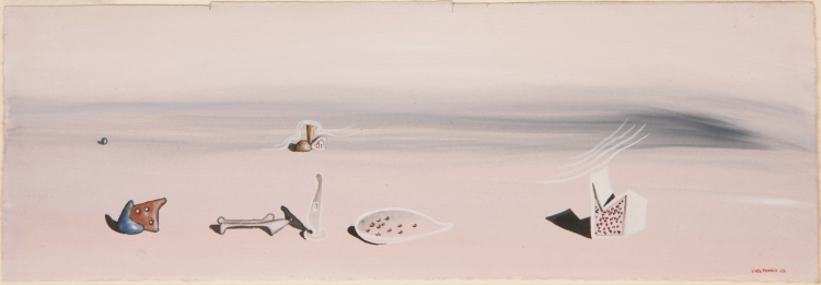 10.Yves Tanguy_Sans titre_1933