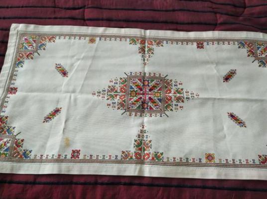3 Dzovag Kantarjian-Ohanian's Sivas embroidery